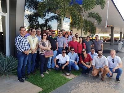 Adagri participa de evento em Mato Grosso