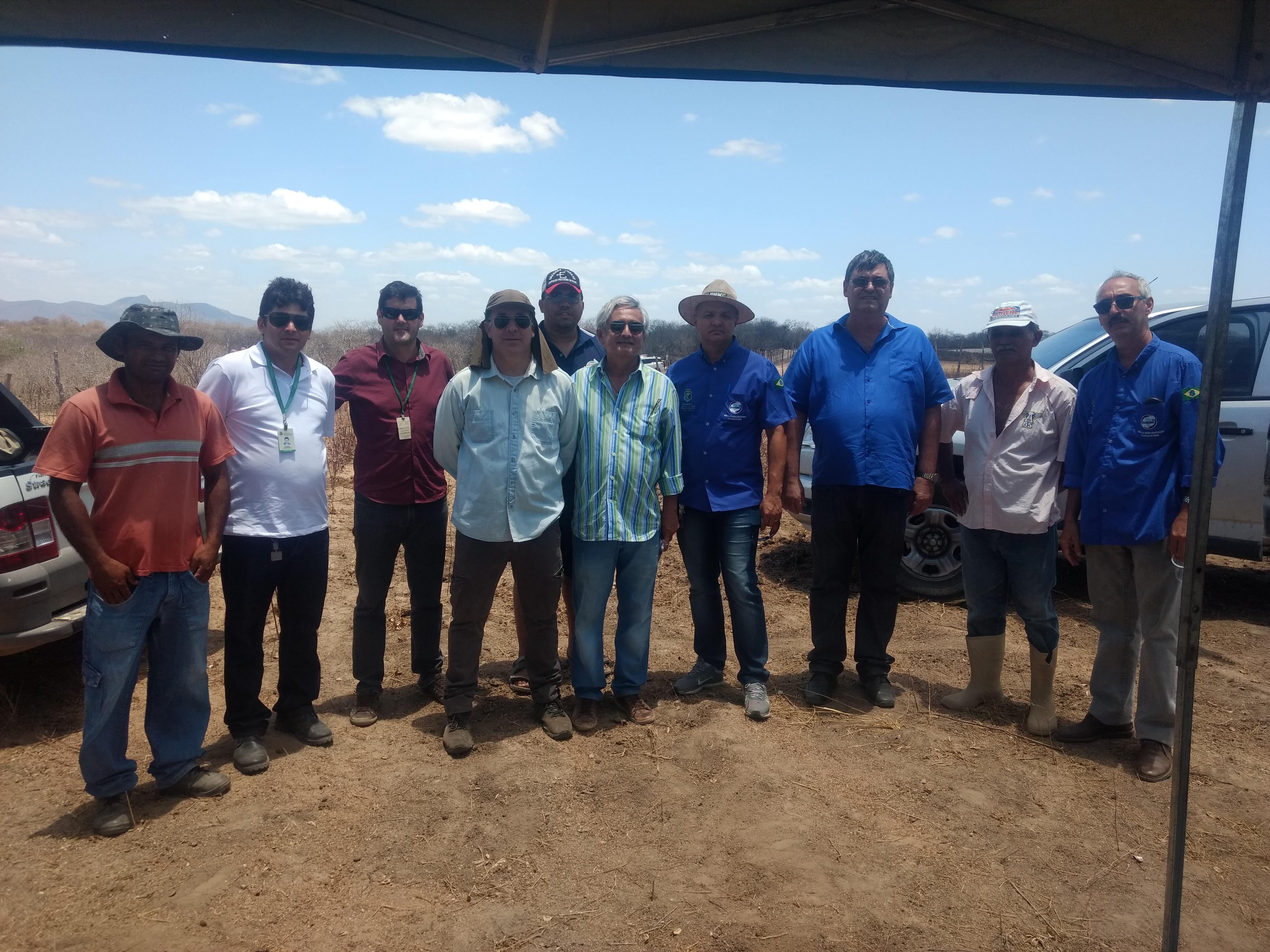 Programa sobre revitalização do algodão no Ceará