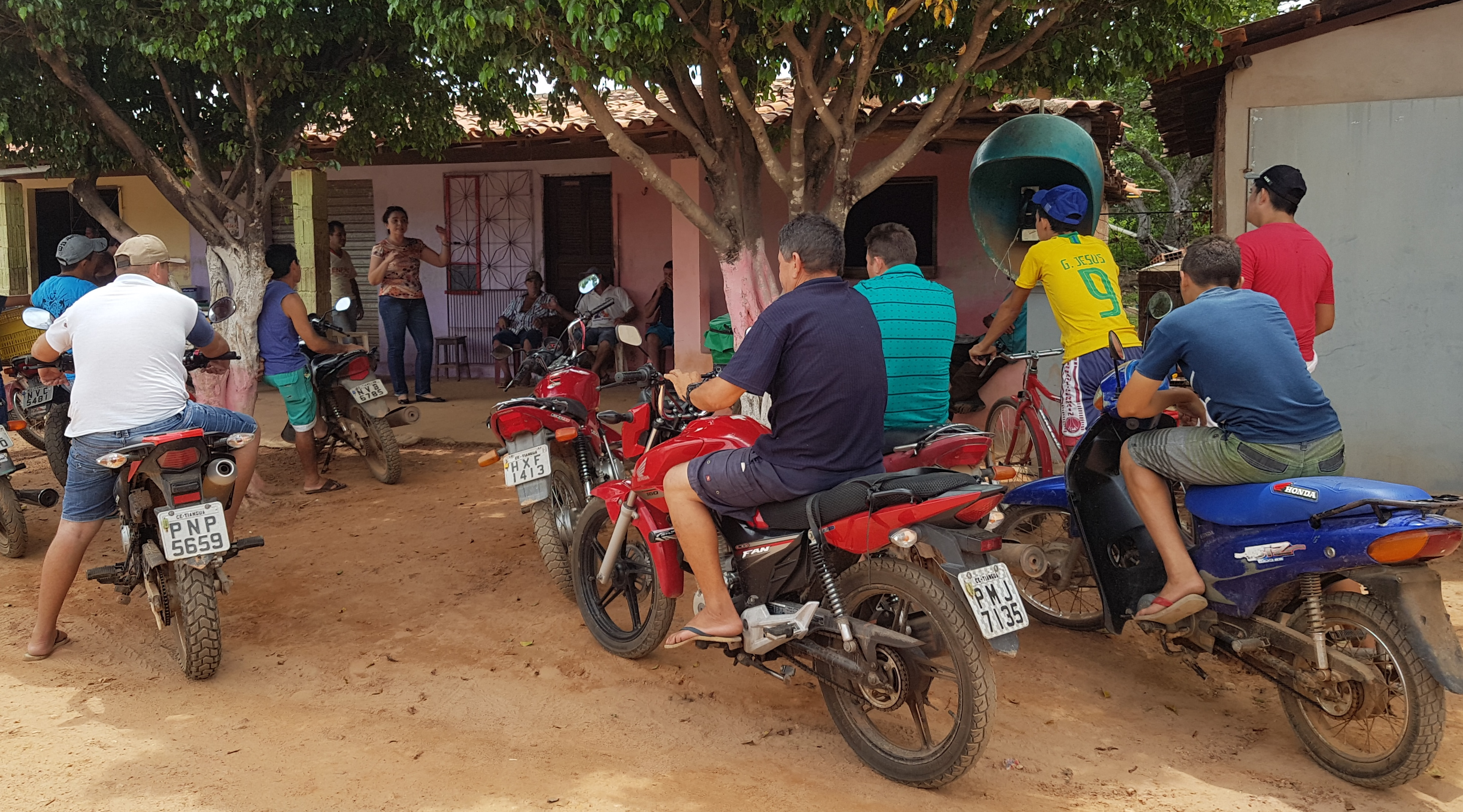 Tianguá recebe ação de educação sanitária