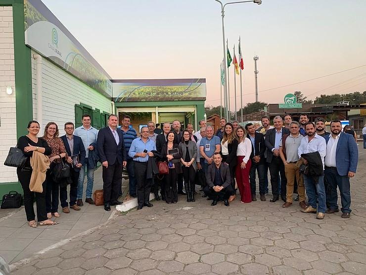 Adagri participa do FONESA Nacional na EXPOINTER – POA