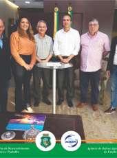 ADAGRI E APRECE firmam Convênio de Cooperação Técnica