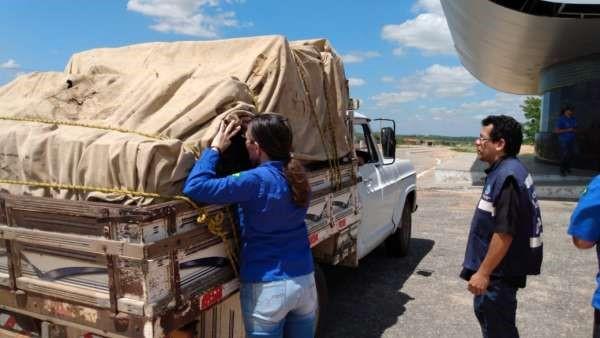Adagri mantém serviços de inspeção de cargas no Ceará