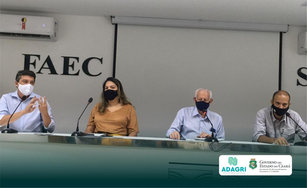 Implantação do Selo Arte no Ceará é discutida durante Seminário do Agropacto